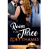 Room for Three (Big Girls and Billionaires Book 3)
