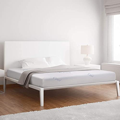 Icon Sleep 10-inch Queen Size Memory Foam Mattress Medium-Firm Comfort