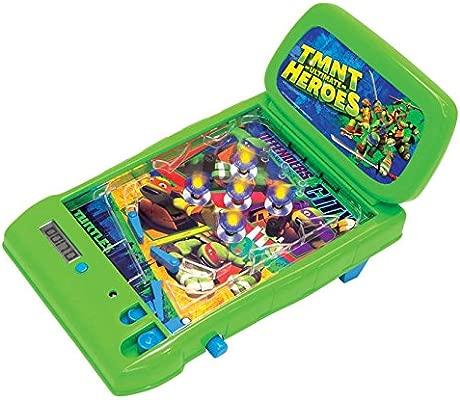 Nickelodeon Teenage Mutant Ninja Turtles Totally Turtles Tabletop Pinball