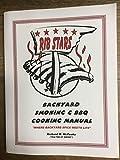 img - for Rib Stars: Backyard Smoking and BBQ Cooking Manual book / textbook / text book
