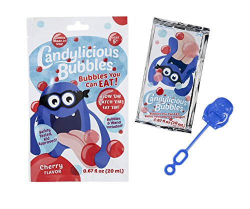 Little Kids Candylicious Bubble Machine Play Set