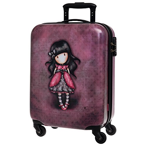 Gorjuss Valigia Trolley in ABS 55 cm 5220101 bagaglio a mano