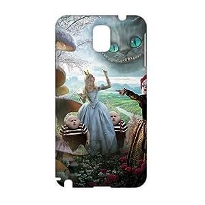 SHOWER 2015 New Arrival alice no pais das maravilhas 3d 3D Phone Case for Samsung NOTE 3 hjbrhga1544