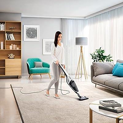 Electrolux - Escoba con Cable sin Bolsa, Filtro con 3 Rejillas de ...