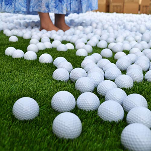 HATCHMATIC 10PCS / Paquete de Pelotas de Golf al Aire Libre Orts Espuma de Poliuretano Pelota de Golf Cubierta Pract al Aire Libre Material Entrenamiento: ...