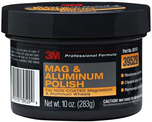 3M 39529 Mag and Aluminum Polish - 10 oz. ()