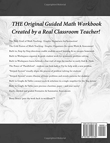 Math Worksheets common core 4th grade math worksheets : Amazon.com: Bossy Brocci's Algebra Hits Student Workbook: Solving ...
