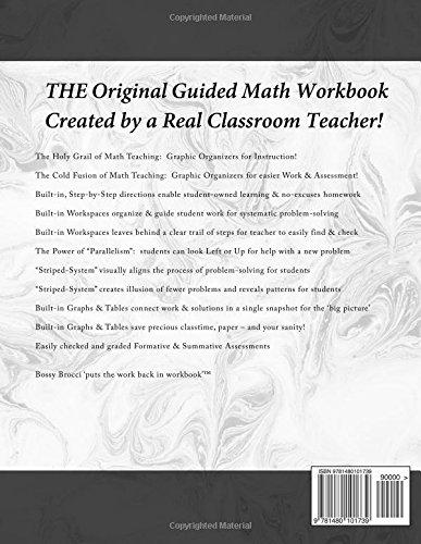 Math Worksheets common core 4th grade math worksheets : Amazon.com: Bossy Brocci's Algebra Hits Student Workbook: Solving ...