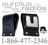 Motorola OEM D CLIP & Swivel Belt Loop XTS2500 HT1250 HT750 MTX8250 MTX9250