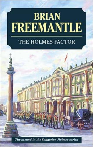 The Holmes Factor (Sebastian Holmes)