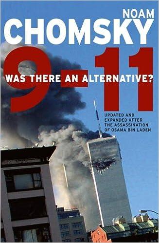 9-11: Noam Chomsky: 9781583224892: Amazon com: Books