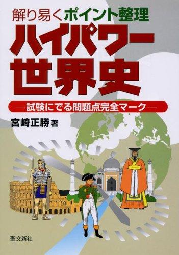ハイパワー世界史―解り易くポイント整理