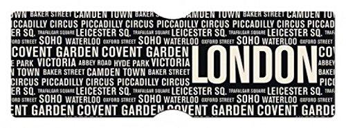 10 Londres X Crédito 7cm Tarjetas Tarjeteros Areas Para De xwYqfwPH