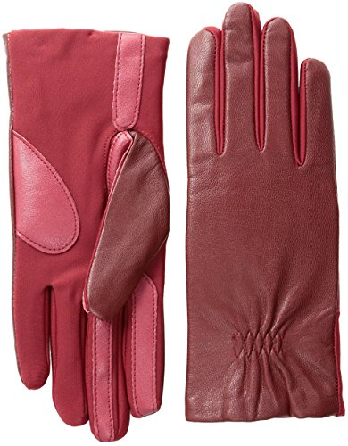 Isotoner Womens Stretch Leather smarTouch product image