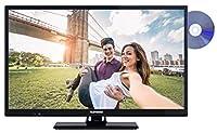 Telefunken XH24A101D 61 cm (24 Zoll) Fernseher (HD Ready, Triple Tuner,...