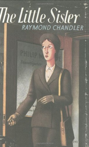 book cover of The Little Sister