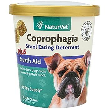 Amazon Com 20 Piece Coproban Anti Coprophagia Chew Tabs