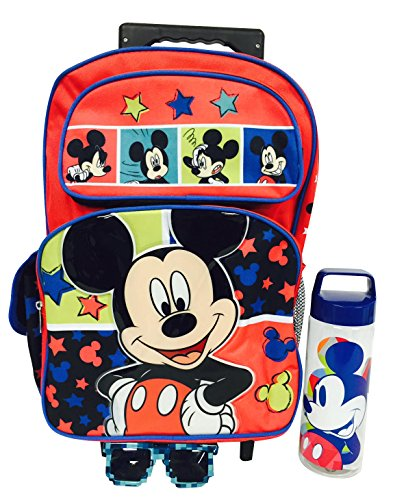 Backpack Rolling Friends (Disney Mickey Mouse and Friends 16