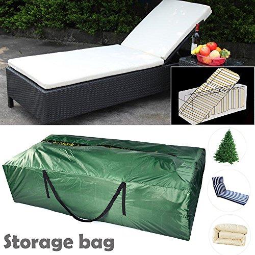WZTO Cushion Cover Storage Bag Durable Cushion Storage Bag Waterproof with Rust-Proof Zipper Resistant Cover Storage Bag with Handles by WZTO (Image #4)