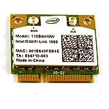 Intel Centrino Wireless-N 1000 b/g/n 112BNHMW 300Mbps Wireless Half Mini Card