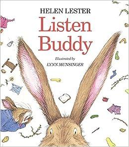 Listen, Buddy (Laugh-Along Lessons): Helen Lester, Lynn