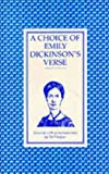 A Choice of Emily Dickinson's Verse - Selected with an introduction by Ted Hughes