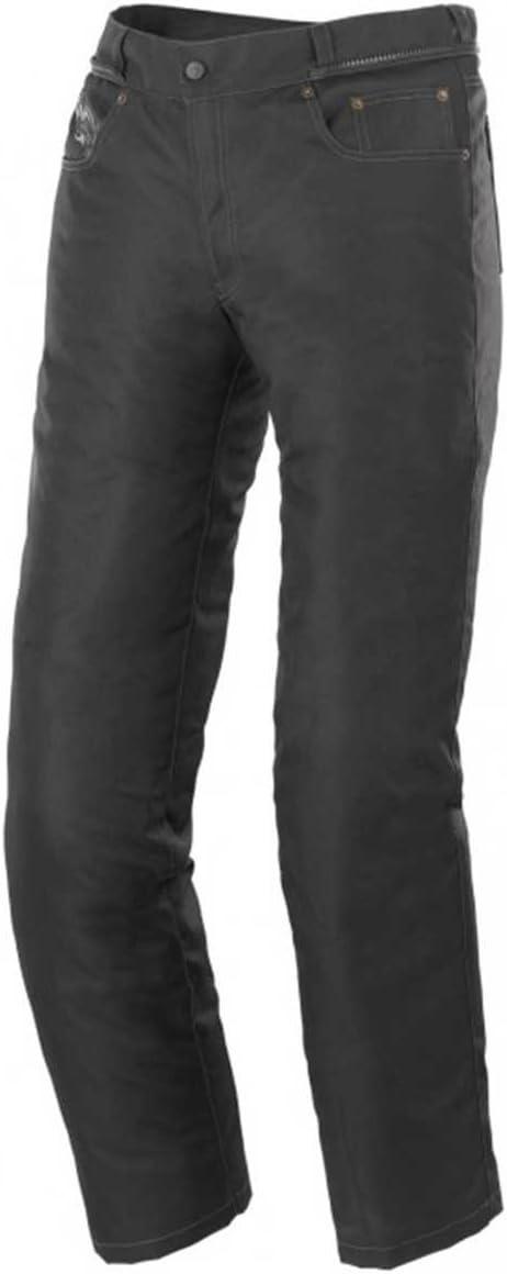 Schwarz L Gr/ö/ße B/üse 117490-L Textiljeans