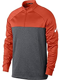 Men's Therma Half Zip Golf Shirt
