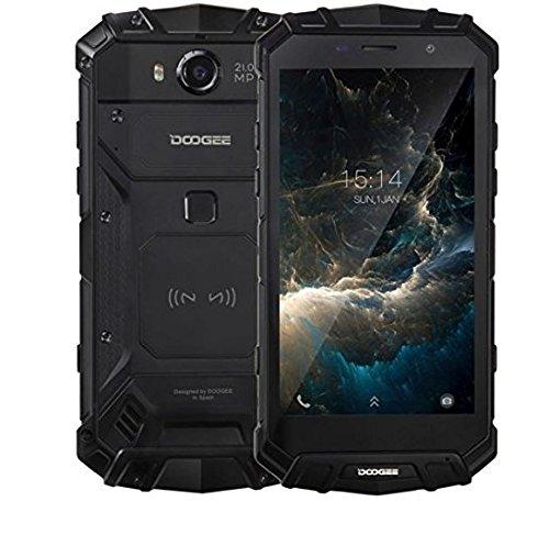 Doogee S60 Rugged Smartphone Desbloqueado 4 G, 5.2
