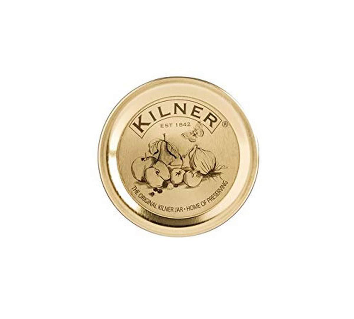 Pack of 12 Discs for Kilner Preserving Jars