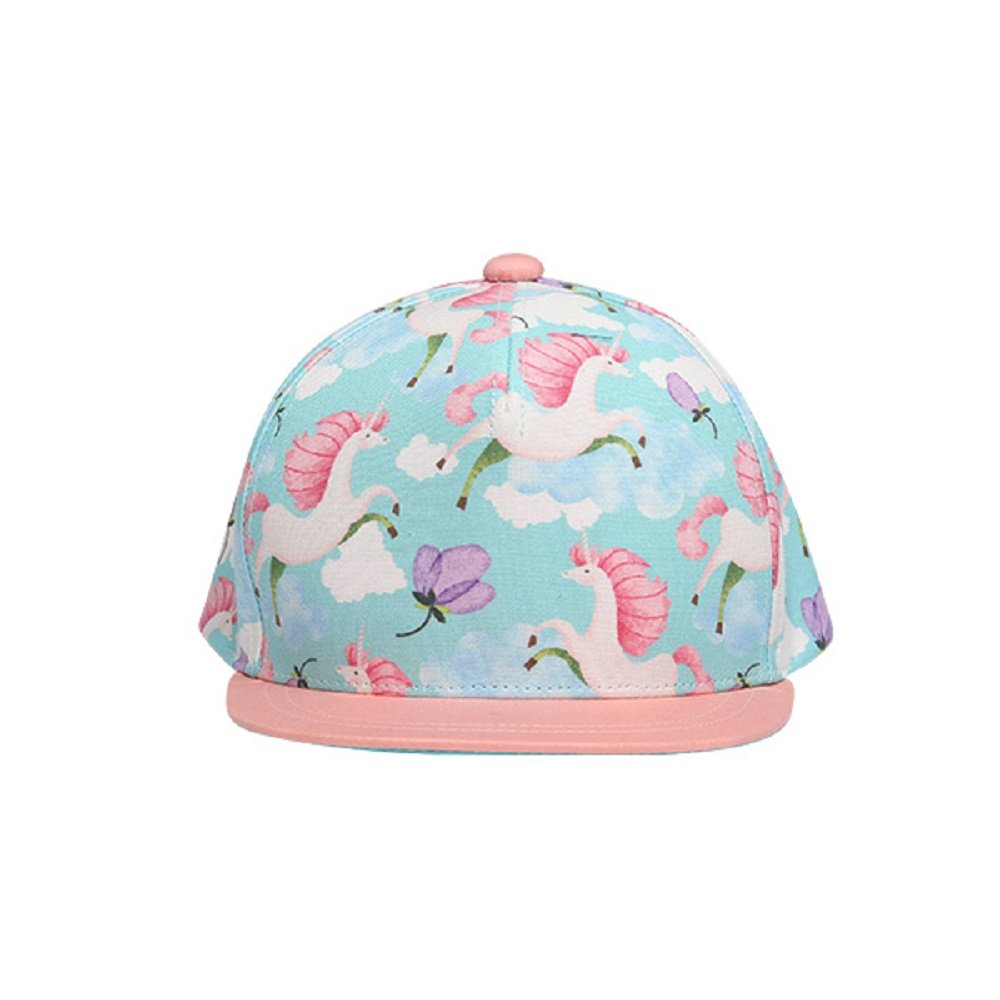 Kinderspel Kids and Childrens Colorful Boutique Style Snapback Hat
