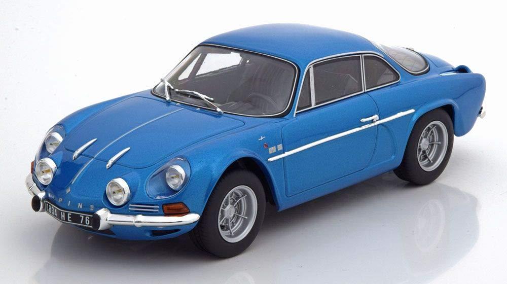 ノレブ 1/18 アルピーヌ ルノー A110 1600S 1971 ブルー B07JMLW5K7