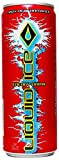 Liquid Ice Red Energy Drink, 12 Ounce, (Pack of 24)