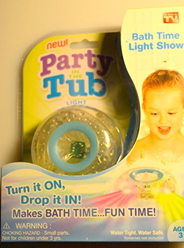Amazon.com : Imiss Party In The Tub Light For Children Bath Time : Baby