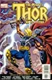Thor #57 'Volstagg Tells Children the Story of How Lord Thor Came Fully Into the Odinpower and Reformed the Moon'