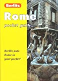 Rome, Berlitz Editors, 2831563704