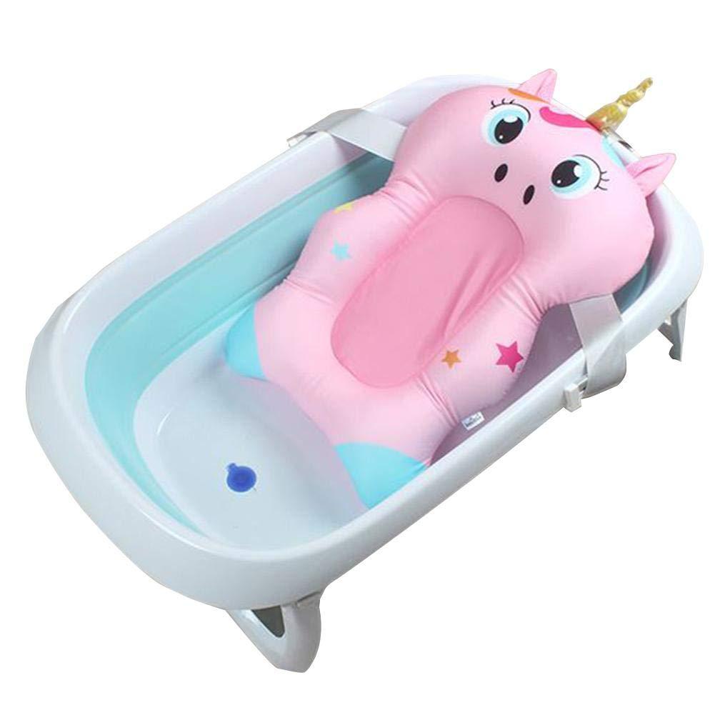 Clever Neugeborenen Badewanne Net Nicht-slip Bad Matte Bad Mesh Baby Dusche Rack Kann Sitzen Und Liegen Mutter & Kinder