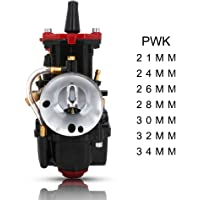 JFG RACING - Carburador para Motocicleta PWK 24