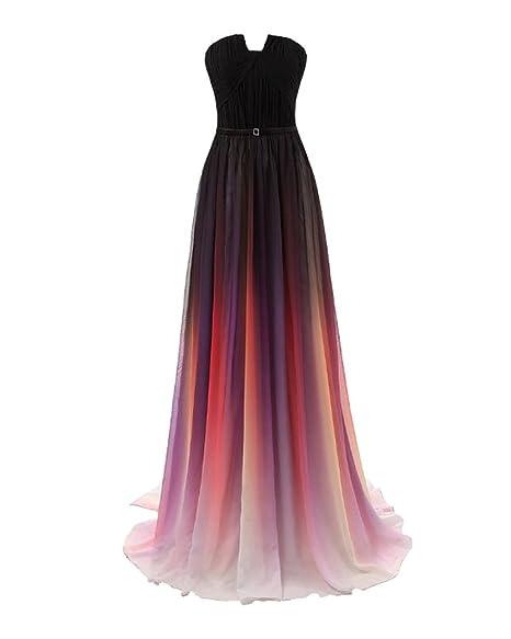 size 40 1512b 22980 YipGrace Donna Lunghi Senza Spalline Eleganti Abiti Cerimonia
