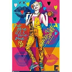 517G9Jd841L._AC_UL250_SR250,250_ Harley Quinn Birds of Prey Posters