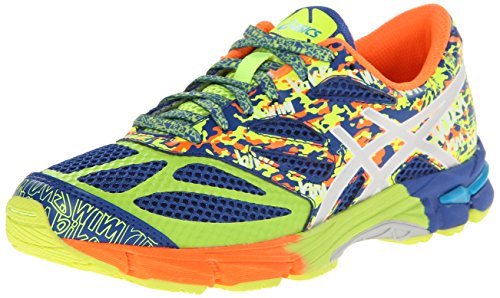 Kid's ASICS 'GEL Noosa Tri 10' Tri Running Shoe, Size 7 M -