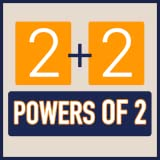 POWERS OF 2: Addictive Puzzle Game