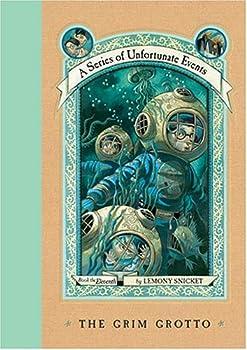 The Grim Grotto 0064410145 Book Cover