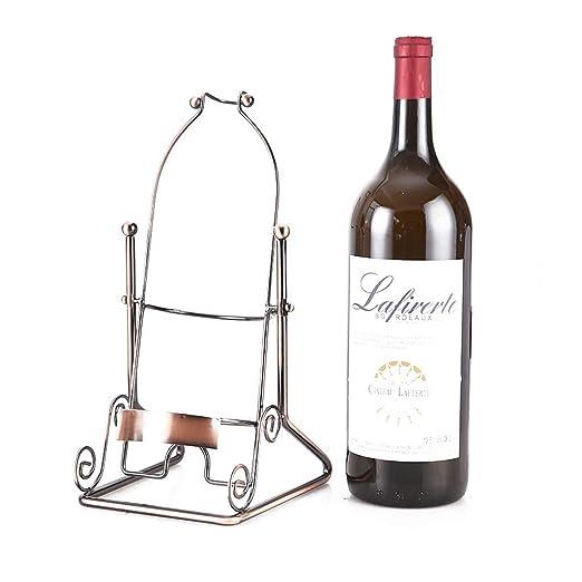 GYUEF Estante para Vinos/Estante para Botellas, Marco De ...
