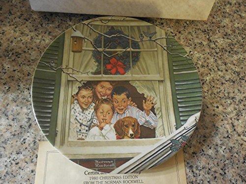 Fenton Fenton Christmas Plate - 4