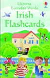 Usborne Everyday Words: Irish Flashcards (Everyday Words Flashcards)