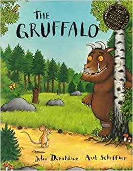 The Gruffalo: Amazon.co.uk: Donaldson, Julia, Scheffler, Axel: Books