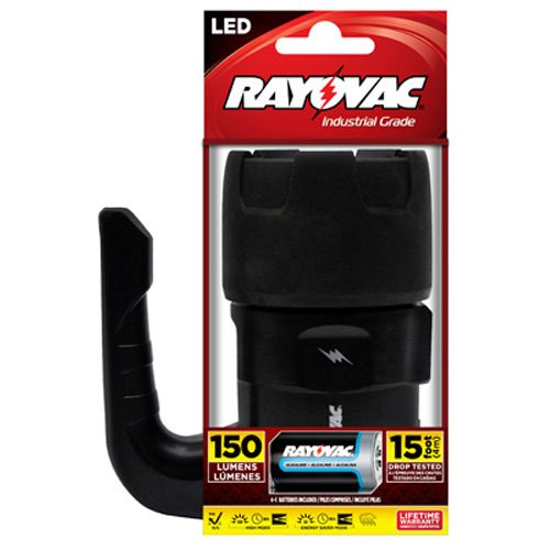 RAYOVAC Virtually Indestructible Batteries DIYBEAM BD