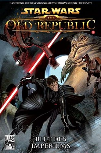 Star Wars Comic, Bd. 61: The Old Republic II - Blut des Imperiums