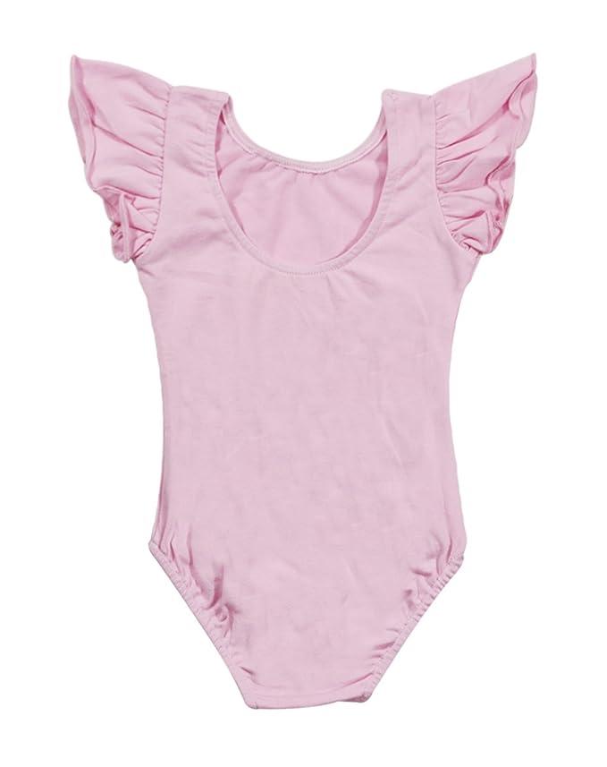 Amazon.com: lotucy bebé recién nacido niñas color sólido con ...